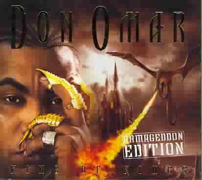 KINGS OF KINGS:ARMAGEDDEON EDITION BY DON OMAR (CD)